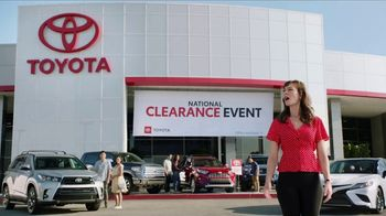 Toyota National Clearance Event TV Spot, 'Last of the 2019s' [T2] - Thumbnail 9