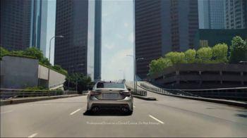 Lexus Golden Opportunity Sales Event TV Spot, 'Performance' [T2] - Thumbnail 4