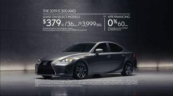 Lexus Golden Opportunity Sales Event TV Spot, 'Performance' [T2] - Thumbnail 7
