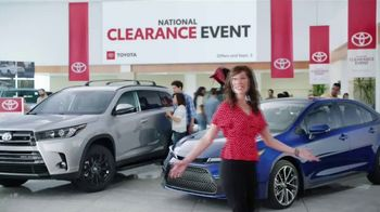 Toyota National Clearance Event TV Spot, 'Win, Win' [T2] - Thumbnail 8