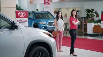 Toyota National Clearance Event TV Spot, 'Win, Win' [T2] - Thumbnail 3