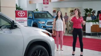 Toyota National Clearance Event TV Spot, 'Win, Win' [T2] - Thumbnail 4