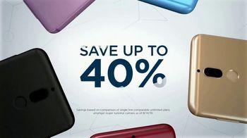 Spectrum Mobile TV Spot, 'Flexibility and Savings' - Thumbnail 2