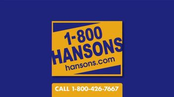1-800-HANSONS End of Summer Window Sale TV Spot, 'Triple-Pane Windows' - Thumbnail 7
