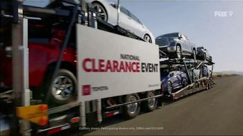Toyota National Clearance Event TV Spot, 'Duet' [T1] - Thumbnail 1