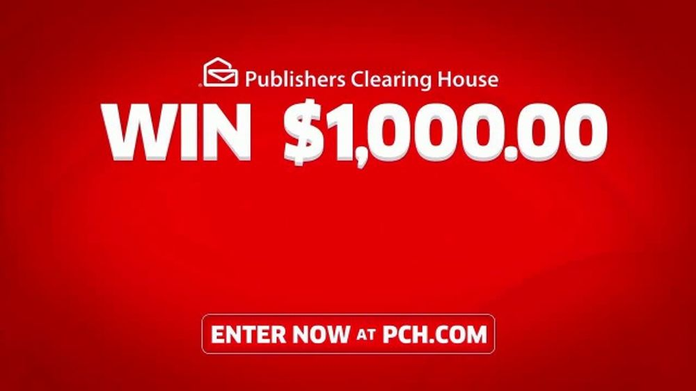 Publishers Clearing House TV Commercial, 'Win $1,000 a Day' Featuring Steve  Harvey - Video