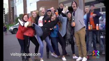 Visit Syracuse TV Spot, 'Strangers Become Friends' - Thumbnail 4
