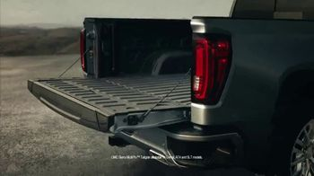 2019 GMC Sierra TV Spot, 'Like a Pro' [T2] - Thumbnail 1