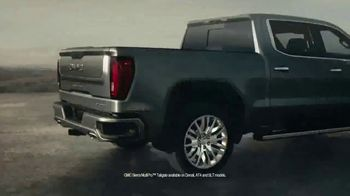 2019 GMC Sierra TV Spot, 'Like a Pro' [T2] - Thumbnail 2