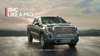 2019 GMC Sierra TV Spot, 'Like a Pro' [T2] - Thumbnail 3