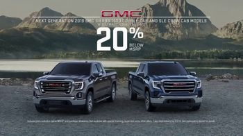 2019 GMC Sierra TV Spot, 'Like a Pro' [T2] - Thumbnail 4
