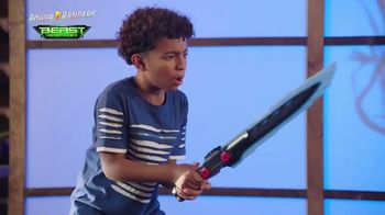 Power Rangers: Beast Morphers Beast-X Saber TV Spot, 'Beast Mode' - 249 commercial airings