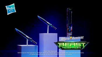 Power Rangers: Beast Morphers Beast-X Saber TV Spot, 'Beast Mode' - Thumbnail 7