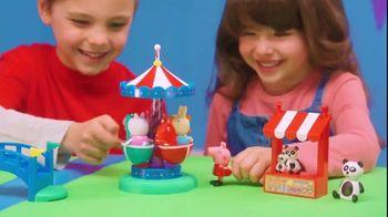 Peppa Pig's Fun Fair Playset TV Spot, 'So Much Fun'