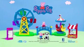 Peppa Pig's Fun Fair Playset TV Spot, 'So Much Fun' - Thumbnail 9