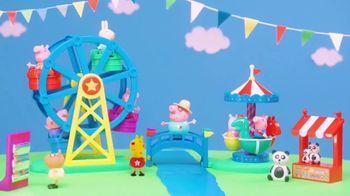 Peppa Pig's Fun Fair Playset TV Spot, 'So Much Fun' - Thumbnail 2