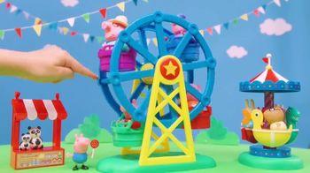 Peppa Pig's Fun Fair Playset TV Spot, 'So Much Fun' - Thumbnail 3