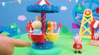 Peppa Pig's Fun Fair Playset TV Spot, 'So Much Fun' - Thumbnail 4