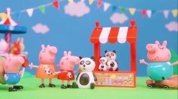 Peppa Pig's Fun Fair Playset TV Spot, 'So Much Fun' - Thumbnail 7