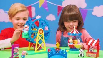 Peppa Pig's Fun Fair Playset TV Spot, 'So Much Fun' - Thumbnail 8