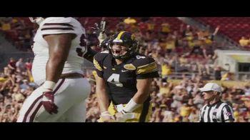 University of Iowa Athletics TV Spot, 'Hawkeye Sports: Tremendous Catch'