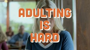 Hooters TV Spot, 'Adulting: Hero' - Thumbnail 4