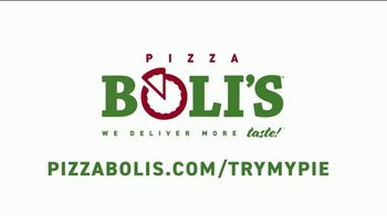 Pizza Boli's Try My Pie Sweepstakes TV Spot, 'Most Creative Idea' - Thumbnail 5