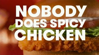 Wendy's Bacon Jalapeño Spicy Chicken Sandwich TV Spot, 'The Queen of Spice' - Thumbnail 2