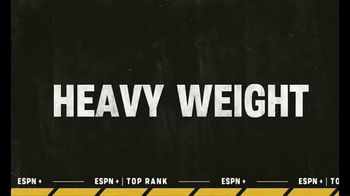 ESPN+ TV Spot, 'Top Rank: Fury vs. Schwarz' - Thumbnail 2