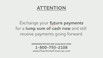 Peachtree Financial TV Spot, 'Structured Settlements: A Blessing and a Curse' - Thumbnail 2