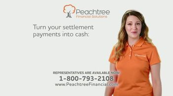 Peachtree Financial TV Spot, \'Structured Settlements: A Blessing and a Curse\'