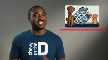 Chevrolet TV Spot, 'In the D: 2019 Pickups for Paws' [T2] - Thumbnail 3