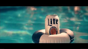 Miller Lite TV Spot, 'Pool' Song by Khruangbin - Thumbnail 2