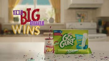 Yoplait Go-GURT TV Spot, 'Independence' - Thumbnail 8