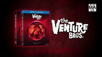 The Venture Bros.: The Complete Seventh Season Home Entertainment TV Spot - Thumbnail 3