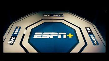 ESPN+ TV Spot, 'UFC 239: Nunes vs. Holm: Greatness' - Thumbnail 3