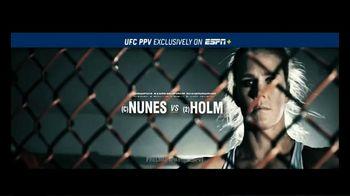 ESPN+ TV Spot, 'UFC 239: Nunes vs. Holm: Greatness' - Thumbnail 9