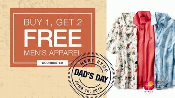 Stage Stores TV Spot, 'Father's Day: Super Easy' - Thumbnail 7