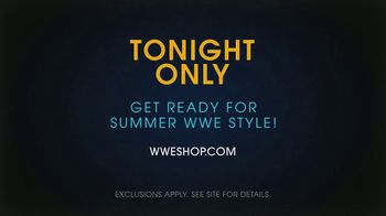 WWE Shop TV Spot, 'Come One, Come All: Get Ready for Summer' Song by SATV Music - Thumbnail 8
