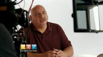The Good Feet Store TV Spot, 'Dave's Good Feet Story: Instant Pain Relief' - Thumbnail 4