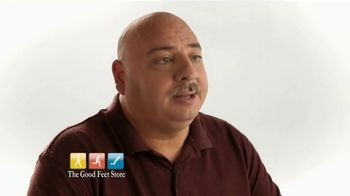 The Good Feet Store TV Spot, 'Dave's Good Feet Story: Instant Pain Relief' - Thumbnail 5