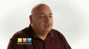The Good Feet Store TV Spot, 'Dave's Good Feet Story: Instant Pain Relief' - Thumbnail 6
