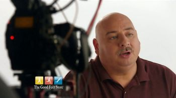 The Good Feet Store TV Spot, 'Dave's Good Feet Story: Instant Pain Relief' - Thumbnail 7