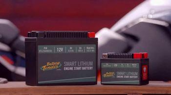 Battery Tender TV Spot, 'AGM and Smart Lithium Engine Start Batteries' - Thumbnail 2