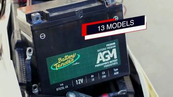 Battery Tender TV Spot, 'AGM and Smart Lithium Engine Start Batteries' - Thumbnail 4