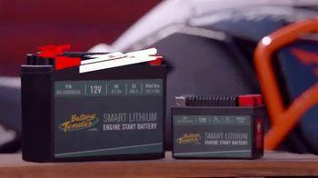 Battery Tender TV Spot, 'AGM and Smart Lithium Engine Start Batteries' - Thumbnail 5