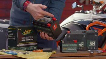 Battery Tender TV Spot, 'AGM and Smart Lithium Engine Start Batteries' - Thumbnail 7