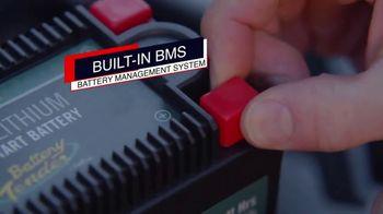 Battery Tender TV Spot, 'AGM and Smart Lithium Engine Start Batteries' - Thumbnail 8