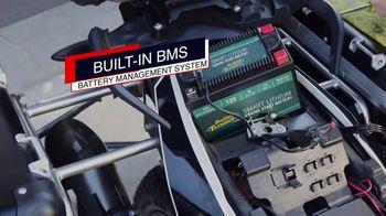 Battery Tender TV Spot, 'AGM and Smart Lithium Engine Start Batteries' - Thumbnail 9