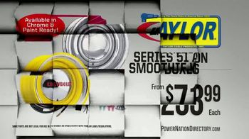 PowerNation Directory TV Spot, 'ATK Engines, ARP Bolt Kits, Taylor Ignition Boxes, Wheels' - Thumbnail 4